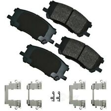 Akebono ACT1005A Front Ceramic Pads