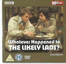 WHATEVER HAPPENED TO THE LIKELY LADS - COUNTDOWN - D.MAIL PROMO DVD