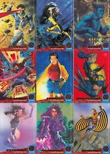 X-men fleer Ultra Card set 1994 -Complete 150 base CARD set!! FREE SHIPPING NM