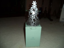 PartyLite Christmas Tree Snowflake Fragrance Warmer   **FREE SHIPPING**
