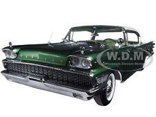1959 MERCURY PARK LANE HARD TOP GREEN 1/18 PLATINUM EDITION SUNSTAR 5164