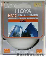 HOYA  HMC UV (C) 58mm Slim frame lens filter 58 mm