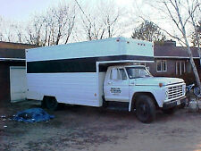 1973 F600 U-Haul truck - THIS LISTING IS FOR 1 FRONT LUG NUT ONLY - Parting Out