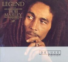 Legend [Deluxe Edition] by Bob Marley & the Wailers (2 CD set) MINT Reggae Hits