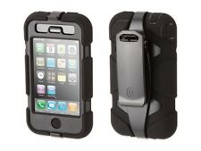 Griffin Survivor Case w/ Belt Clip iPhone 3g 3gs Black
