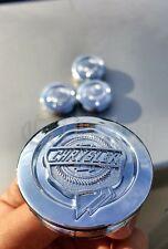 4x Nabendeckel Nabenkappen Chrysler Sebring Neon 300C 54mm Pacifica 04895899AB