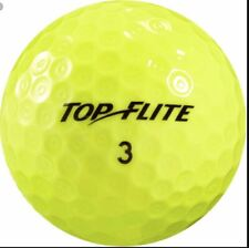 100 Top Flite Optic Yellow 2019 used grade Aaaaa $44.00 free ship best for fall