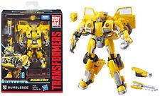 Transformers Studio Series ~ BUMBLEBEE VW MOVIE SERIES FIGURE #18 ~ Deluxe Class