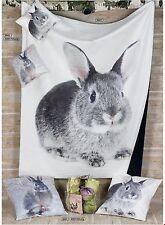 Cojines decorativos de color principal blanco 50 cm x 50 cm para el hogar