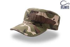 SOFT AIR cappello ARMY CAMOUFLAGE berretto sped GRATIS militare VASCO cotone