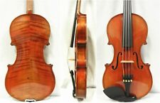 Fine Violin 4/4 Size, Dominant Strings +French Bridge+ Case +Bow +Free Shipping!