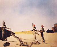 Salvador Dali Frauen .. die am Strand die Haut eines Konzertflügels finden