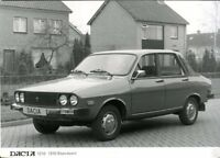 Dacia 1210 1310 Standaard original official press photo