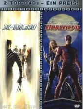X-MEN (Hugh Jackman) + DAREDEVIL (Ben Affleck) NEU+OVP