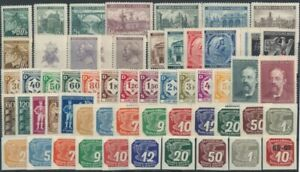 Böhmen&Mähren Lot Sätze/Briefmarken  CH22843, alles postfrisch**/MNH