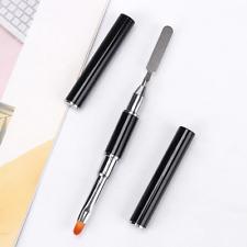 Nail Gel Remover Pen Polish Wraps Liquid UV Extension Tool kit Brush Beauty New