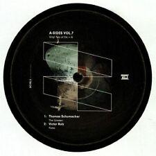 "Thomas SCHUMACHER/VICTOR RUIZ/B TRAITS A Sides Vol 7 part 2 vinyl 12"" drumcode"