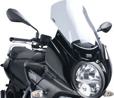 11-15 Aprilia Mana 850 GT ABS Puig Touring Windscreen, Light Smoke  5648H