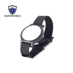 10 PCS Waterproof ISO 14443A adjustable 13.56mhz rfid nylon wristband