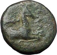 EPHESUS Ephesos Ionia 300BC Bee Stag Quiver Authentic Ancient Greek Coin i47741