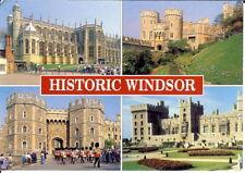 Berkshire: Historic Windsor, Multiview - Unposted c.2000's