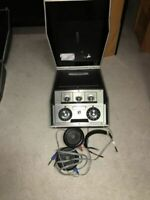 Beltone Model 10D Audiometer Hearing Tester with Headphones PARTS/REPAIR