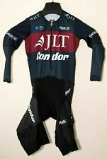 TEAM ISSUE NEW SIZE XS EXTRA SMALL JLT CONDOR PEDAL ED TT TIME TRIAL SKIN SUIT