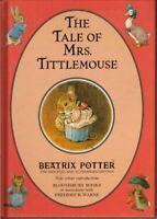 The Tale of Mrs Tittlemouse (The original Peter Rabbit books), Potter, Beatrix,