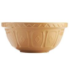 Mason Cash Large 26cm Cane Ceramic Kitchen Mixing Salad Baking Kneading Bowl