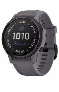 Reloj Garmin 010-02409-15 Acero 316 L Gris para Unisex