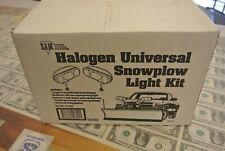 Buyers Products 1311100 Universal Halogen Snow Plow Light Kit