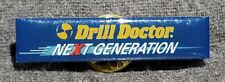 LMH PINBACK Pin DRILL DOCTOR Bit Sharpener Next Generation HOME DEPOT Employee