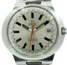 Omega Geneve Dynamic 1960s Swiss Made Stainless Steel Auto 41mm Men's Watch