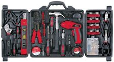 Apollo Precision Tool box Kit 161 Piece Household Home And Shop Projects NEW