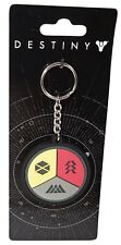 DESTINY 2 GUARDIANS - BADGE GAMER FAN KEYCHAIN NEW 2017 - STYLE #1