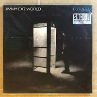 Jimmy Eat World Futures Limited Blue Vinyl 2-LP New