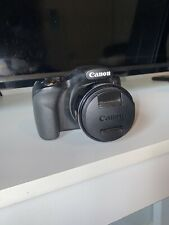 Canon PowerShot SX530 HS 16.0MP Digital Camera – Black
