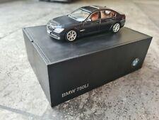 BMW F02 750Li Blue (1/43)