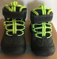 M.A.P LPS Water/ Weather friendly Hiking Boots Toddler Boy Gray US Size 5 CHILD