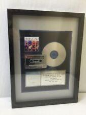 "Destiny's Child ""No No No"" Single Platinum Record Award RIAA Certified 1M Copies"