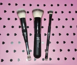 It Cosmetics Heavenly Luxe Brush Eyeshadow,Foundation,Complexion #5,#6,#7