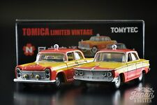 [TOMICA LIMITED VINTAGE 1/64] NIPPON TAXI VOL.1 NISSAN CEDRIC & PRINCE GLORIA