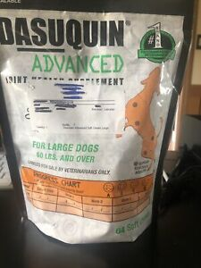 Dasuquin Advanced For Large Dogs 60 Lbs. And Over