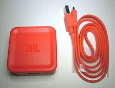 ORIGINAL JBL Pulse 3, 2, 1 Bluetooth Speaker Power AC Adapter + USB Cable
