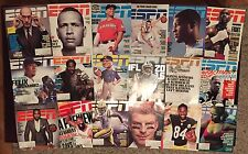 ESPN Magazines from 2015 - (Lot of 18 Back Issues) - NFL, NBA, College Football