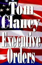 EXECUTIVE ORDERS by Tom Clancy (1996, Hardcover) Jack Ryan.  NEW.
