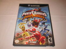 Power Rangers: Dino Thunder (Nintendo GameCube) Game Complete Nr Mint!