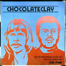 CHOCOLATECLAY-THE CREAM IS RISING TO THE TOP /...-JAPAN 7INCH VINYL Ltd/Ed D73