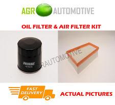 DIESEL SERVICE KIT OIL AIR FILTER FOR RENAULT KANGOO BE BOP 1.5 90 BHP 2009-12
