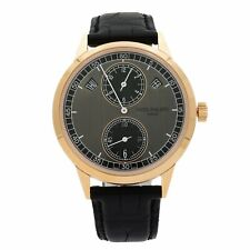 Patek Philippe Complications 18k Rose Gold Grey Automatic Men Watch 5235/50R-001